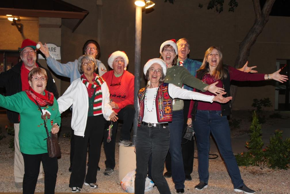 West Chester Care Center Caroling